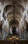 Exeter Cathedral interior Image
